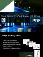 Bridge Modeling Using RST2009