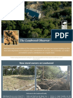 Leadwood E-Newsletter - April May 2013