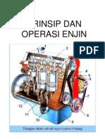 Prinsip Dan Operasi Enjin