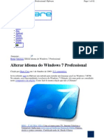 Alterar Idioma Do Windows 7 Pr