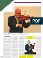 Giorgio Ce's Article