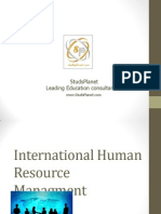 internationalhumanresourcemanagment
