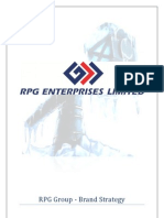 RPG Group Brand Strategy