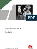 202207-HUAWEI HG655b Home Gateway User