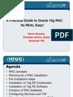 Oracle 10g RAC