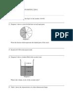 Mathematics Upsr Paper 2 2010