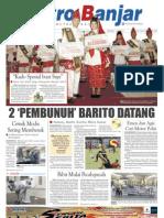 Metro Banjar Edisi 20 Mei 2013