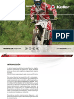 Manual Keller MX 260