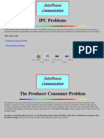 IPC Problems Solutions