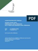Format Laporan Praktikum Kapal Ikan