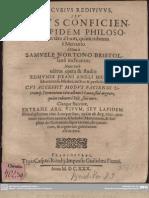 XVII sec. NORTON Samuel