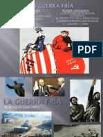 TEMA 11. LA GUERRA FRÍA Bloque Comunista