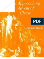 Alexander Reese - The Approaching Advent of Christ (1937)