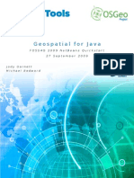 Geospatial for Java