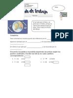 guía longitud y latitud tercero