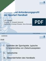 SST Handball 020513
