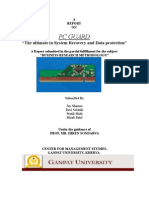 PC Guard Business Research Methodology