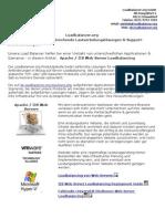 Loadbalancing für Apache IIS Web Server - Load Balancer Lösungen von Loadbalancer.org