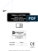 Trav L Cutter Manual