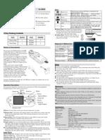 VITiny F300, Microscopio Digital Portátil, Manual English