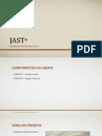 jAst - Apresentação