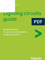 (Schneider) Lighting Circuits Guide
