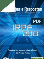 PERGUNTAS E RESPOSTAS IRPF 2013.pdf