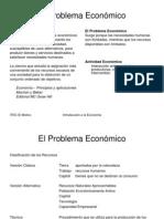 1. El Problema Económico