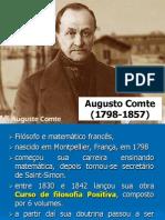 Augusto Comte (1)