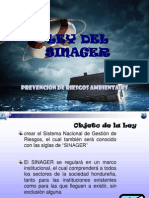 Ley Del Sinager