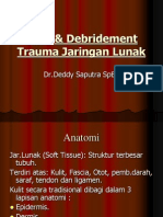 Luka & Debridement Trauma Plus