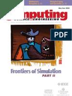 IEEE Computing in Science and Engineering Magazine May Jun 2004