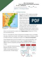 Ficha Revolucoes Liberais
