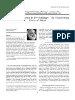 Greenberg, Emotion and Cognition