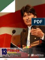 plan por el mar boliviano
