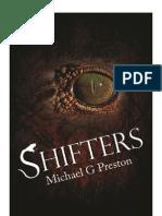 Shifters by Michael G. Preston