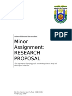 Minor Assignment.proposal.2