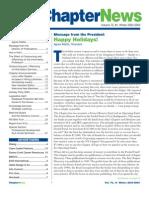 SLANY ChapterNews Newsletter Winter 2003 - 2004