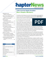 SLANY ChapterNews Newsletter Fall 2004