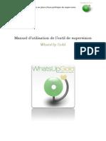 Manuel d'Utilisation WhatsUp Gold