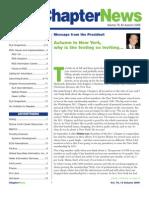 SLANY ChapterNews Newsletter Autumn 2006