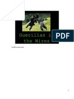 Guerrillas in the wires (with notes)