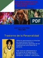 3 Trastorno de Personalidad Modificada