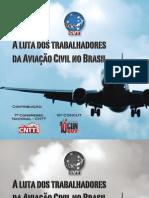 A luta dos trabalhadores da Aviação Civil no Brasil