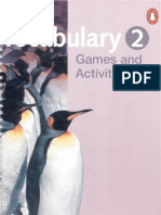 Vocabulary Games and Activities 2[1]