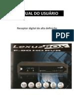 Manual Lexuz F90 Traduzido