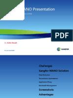 Sangfor WANO v5.0 Presentation