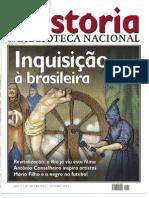 A Inquisição no Brasil - Revista da Biblioteca Nacional