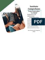 Proyecto Embarazos en La Adolescencia.... (1)