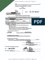 James Rosen search warrant